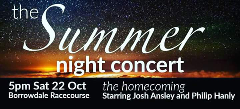 the summer night concert