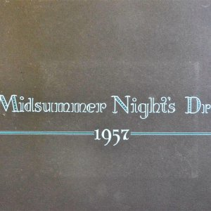 eagle school 1957 - a midsummer nights dream 1