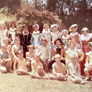 eagle school 1957 - a midsummer nights dream 2