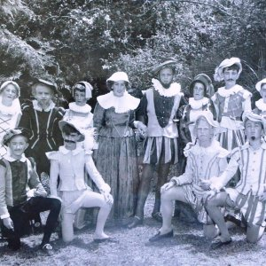 eagle school 1957 - a midsummer nights dream 3