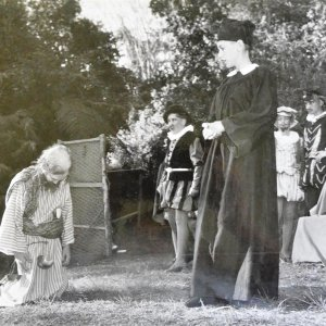eagle school 1958 - merchant of venice 15