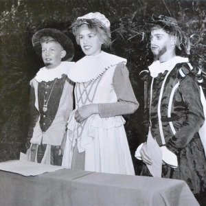 eagle school 1958 - merchant of venice 24