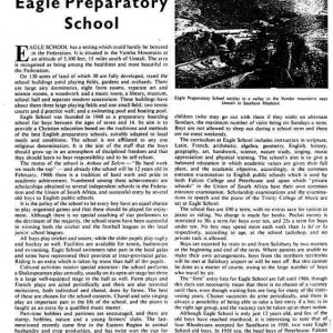 eagle school 1960 - julius caesar 22