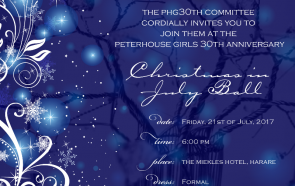 PHG30 Christmas in July Ball - Now Booking