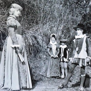eagle school 1964 - the merchant of venice 11
