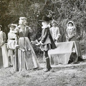 eagle school 1964 - the merchant of venice 27
